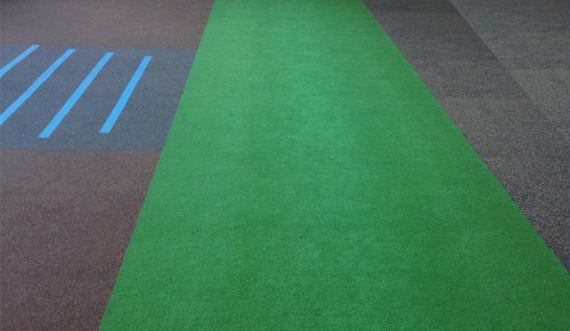 MnD Sports Carpet / speed track