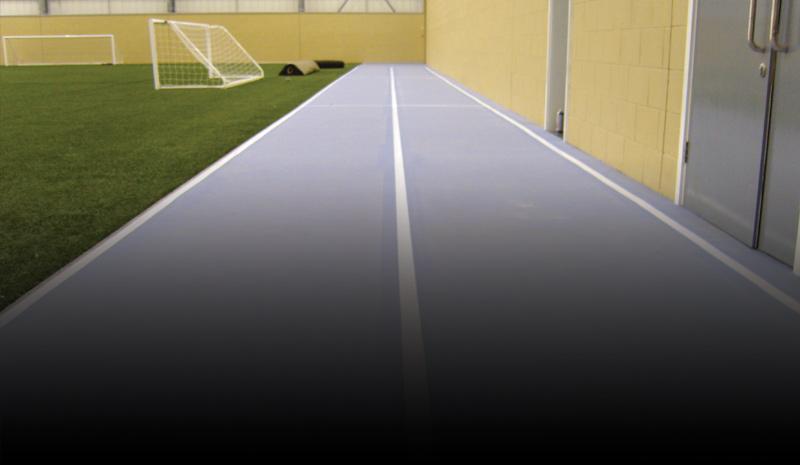 Plyometric flooring at Everton Football Club