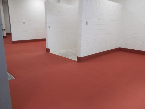 Padenpor DLX veterinary medical centre flooring